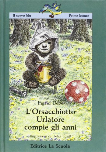 L'orsacchiotto urlatore compie gli anni: Uebe, Ingrid