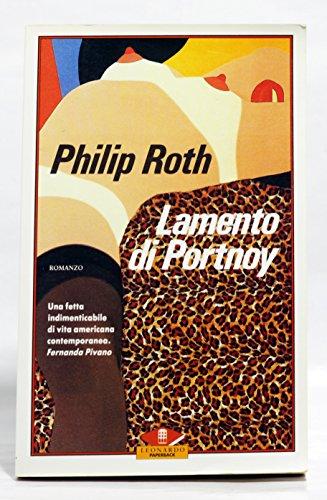 9788835510284: Lamento di Portnoy (Leonardo Paperback)