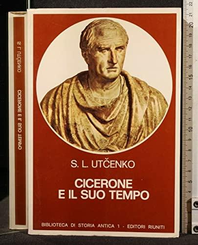 9788835908548: Cicerone e il suo tempo