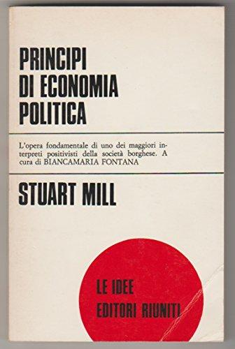 9788835919902: Principi di economia politica