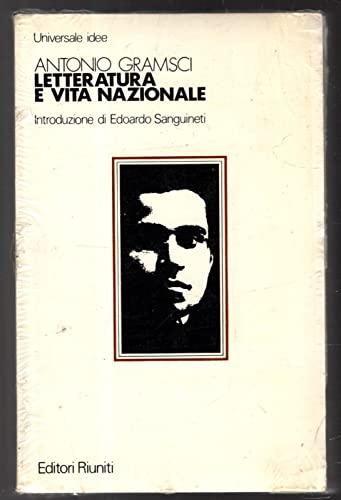 9788835930761: Letteratura e vita nazionale (Universale)