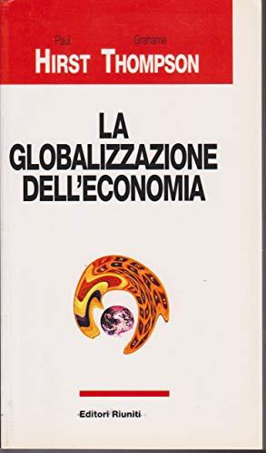 9788835942283: La globalizzazione dell'economia
