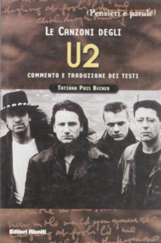 canzoni u2