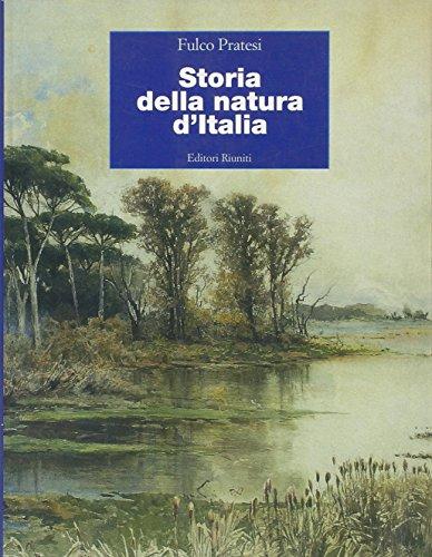 9788835950844: Storia della natura d'Italia