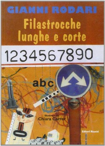 9788835951063: Filastrocche lunghe e corte (Matite italiane)