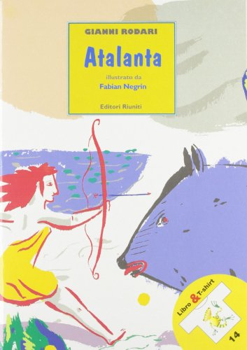 9788835954118: Atalanta. Con T-shirt (Matite italiane)