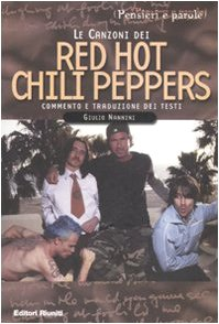 9788835956044: Le canzoni dei Red Hot Chili Peppers
