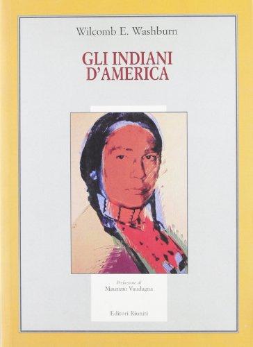 9788835957409: Gli indiani d'America