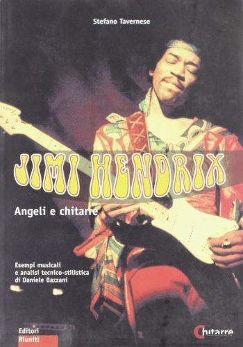 9788835958284: Jimi Hendrix. Angeli e chitarre