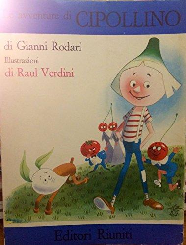 9788835949763 Le Avventure Di Cipollino Abebooks Rodari Gianni