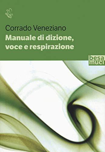 9788836290093: Manuale di dizione, voce e respirazione
