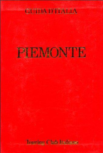 9788836500017: Piemonte: (non compresa Torino) (Guida d'Italia)