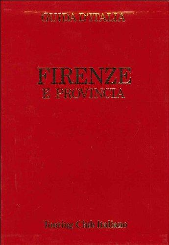 9788836505333: Firenze e provincia (Guida d'Italia)