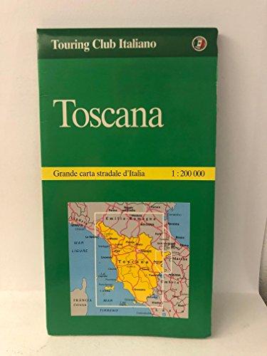 9788836511303: Tuscany (Country & Regional Maps)