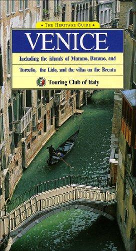 9788836515172: Venice (Heritage Guide Series)