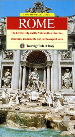Rome (Heritage Guide Series) (8836515231) by Touring Club Italiano; Touring Club of Italy