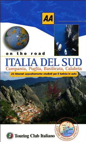 9788836530595: Italia del sud (Guide on the road)