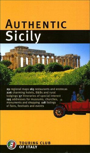 9788836534036: Authentic Sicily (Authentic Italy)