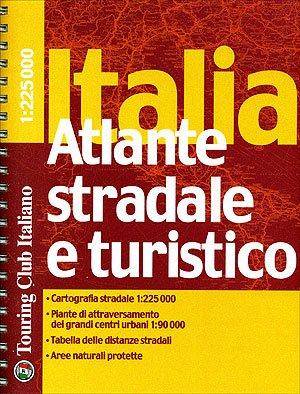 9788836537884: Italia. Atlante stradale e turistico 1:225.000 (Atlanti stradali)