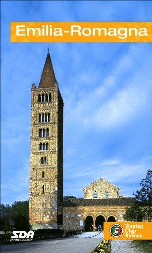 9788836540648: Emilia Romagna. Ediz. illustrata (Guide Gialle Tracce)