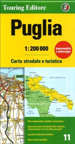 Apulia 11 tci (r) wp (Regional Road Map) - TCI
