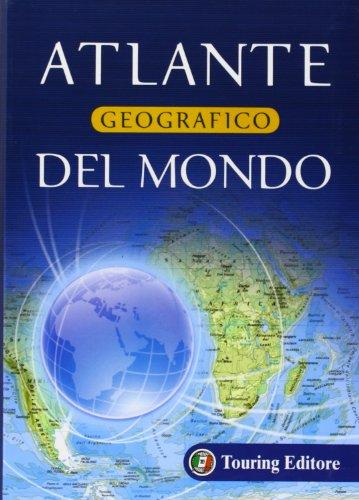 Atlante geografico del mondo (Paperback)