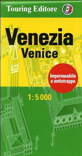 9788836551743: Venezia / Venice : 1/5 000