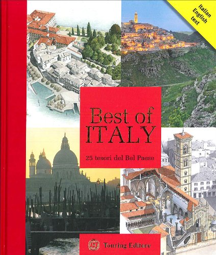 9788836552986: Best of Italy: TCI.TG100