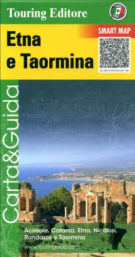 9788836556717: Etna + Taormina: TCI 1:175K (English and Italian Edition)