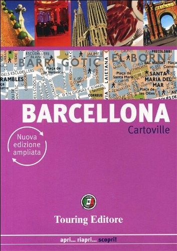 9788836558391: Barcellona (CartoVille)