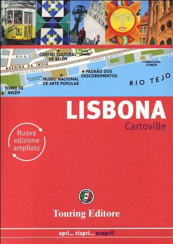 9788836558438: Lisbona (CartoVille)