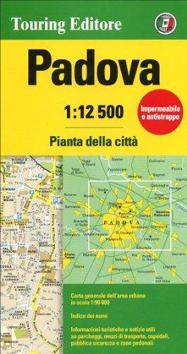 9788836559824: Padova 1:12 500