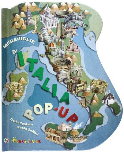 9788836560882: Meraviglie d'Italia. Libro pop-up