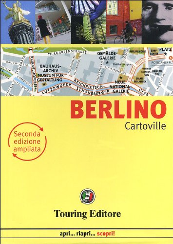 9788836561070: Berlino (CartoVille)