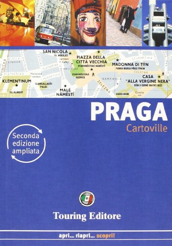 9788836562954: Praga (CartoVille)