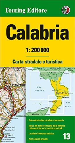 9788836562985: Calabria