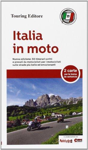 9788836564590: L'Italia in moto (Guide Touring)