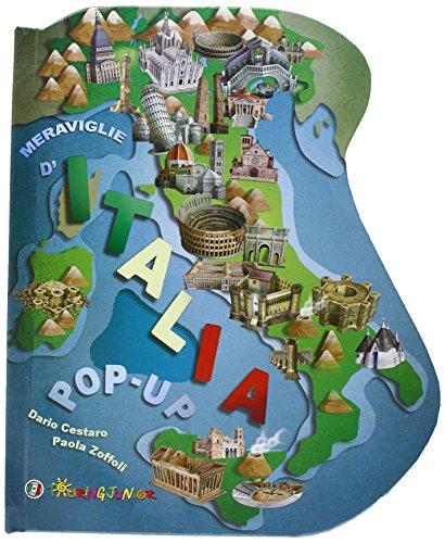 9788836565788: Meraviglie d'Italia. Libro pop-up