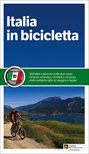 9788836566334: Italia in bicicletta (Guide Touring)