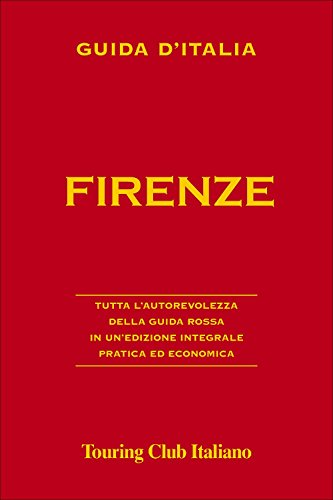 9788836569403: Firenze e il suo territorio (Guide rosse economiche)
