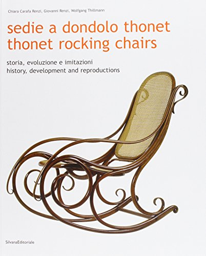 9788836606719: Thonet Rocking Chairs