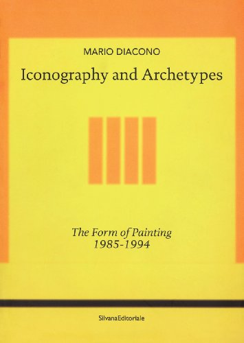 9788836616336: Iconography and Archetypes: The Form of Painting 1985-1994