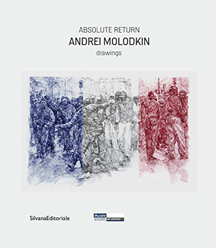 9788836622436: Absolute Return: Andrei Molodkin Drawings (English and French Edition)