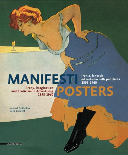 9788836622528: Posters: Irony, Imagination and Eroticism in Advertising 1895-1960