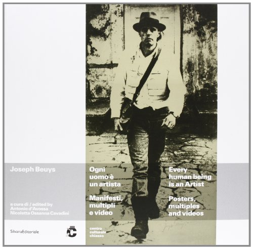 9788836624010: Joseph Beuys: Every Man Is an Artist: Posters, Multiples and Videos