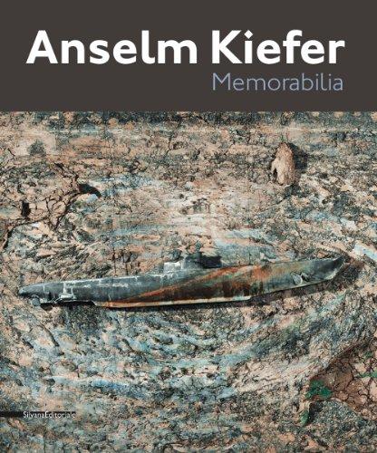 9788836624546: Anselm Kiefer: Memorabilia