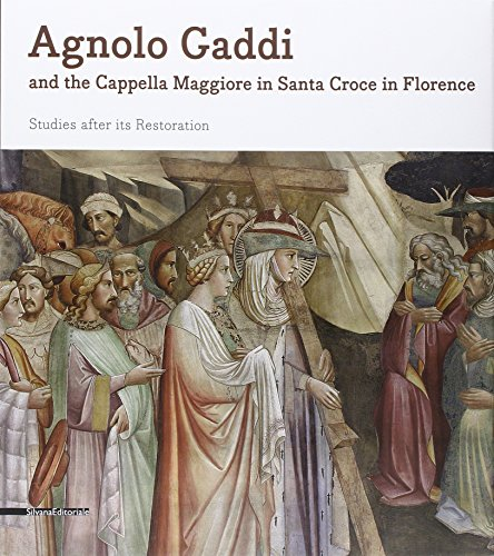 9788836629572: Agnolo Gaddi: And the Cappella Maggiorein Santa Croce in Florence