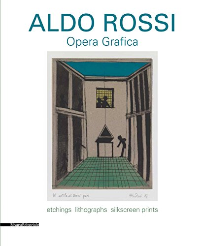 Aldo Rossi: Prints 1973-1997: The Window of the Poet (Paperback): Germano Celant