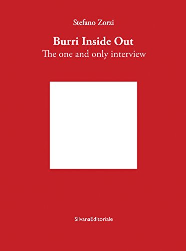 9788836631025: Burri Inside Out: The One and Only Interview