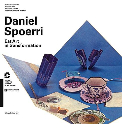 9788836631315: Daniel Spoerri: Eat Art in Transformation